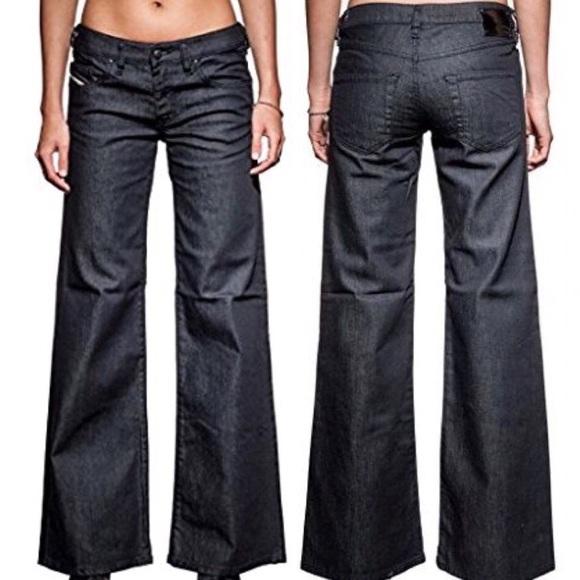 56b53b1d Diesel Jeans | Fluzi Womens Flare Size 27 | Poshmark